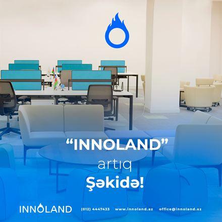 INNOLAND has started the selection for its first Incubation Program  for the new center in Sheki!